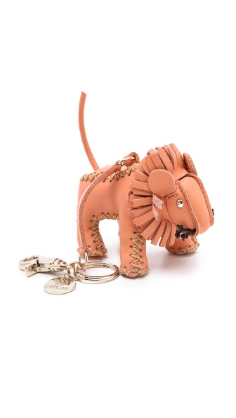 See by Chloe Leo Keychain