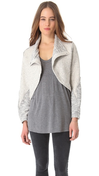 See by Chloe Mix Melange Jacket