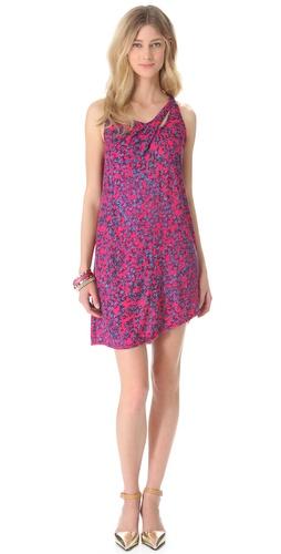 See by Chloe Blossom Print Tank Dress