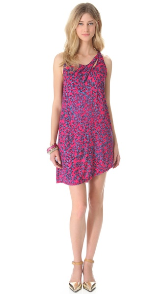 See by Chloe Blossom Print Tank Dress