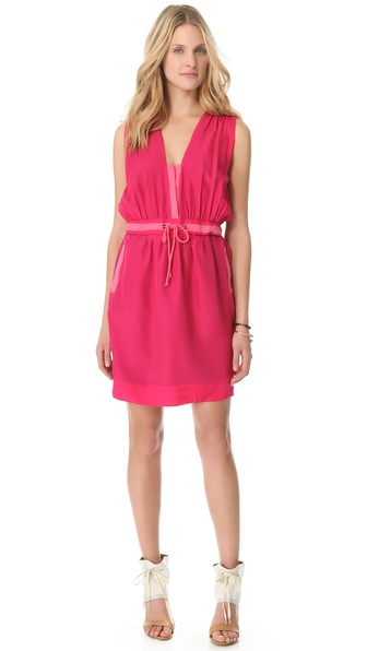 See by Chloe Drawstring Tennis Dress