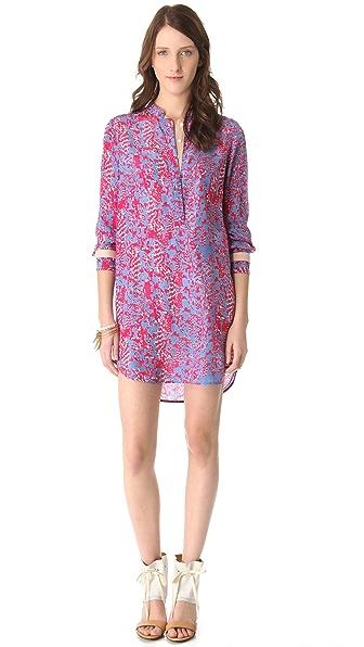 See by Chloe Print Shirtdress