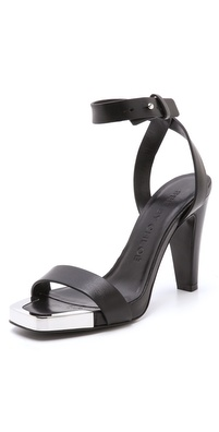 See by Chloe Metal Detail Sandals