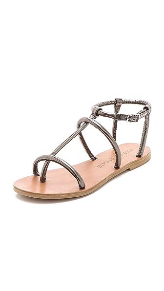 See by Chloe Tubular Flat Sandals