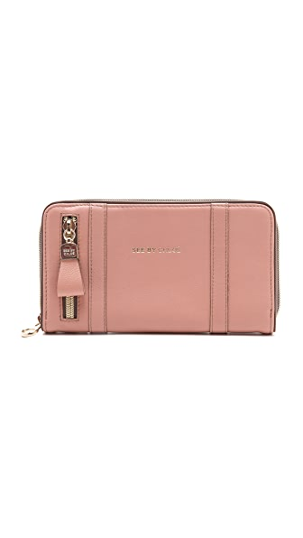 See by Chloe Harriet Long Zipped Wallet