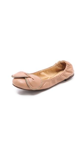 See by Chloe Elastic Ballet Flats