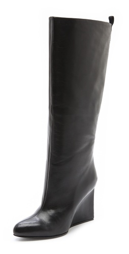See by Chloe High Wedge Boots at Shopbop / East Dane
