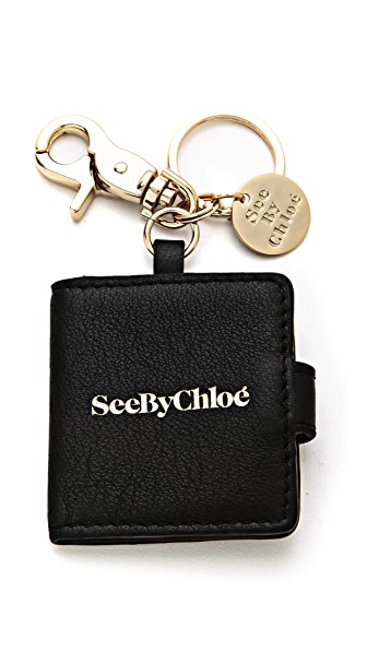 See by Chloe Picture Frame Keychain