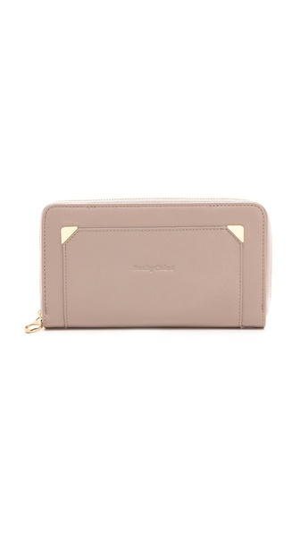 See by Chloe Daisie Long Zip Wallet