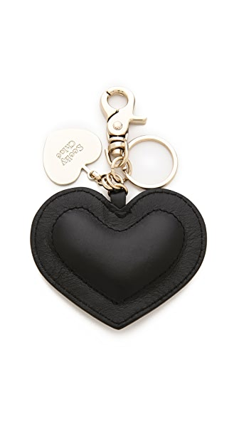 See by Chloe Heart Keychain