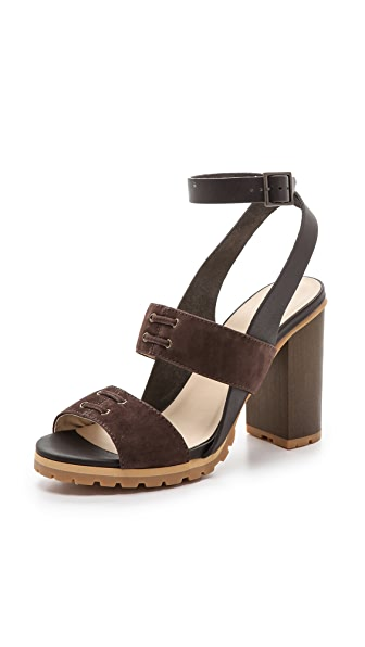 See by Chloe Ankle Strap Sandals