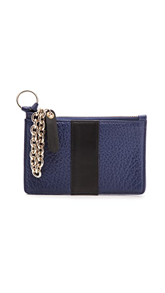 See by Chloe Beki Coin Purse with Key Ring
