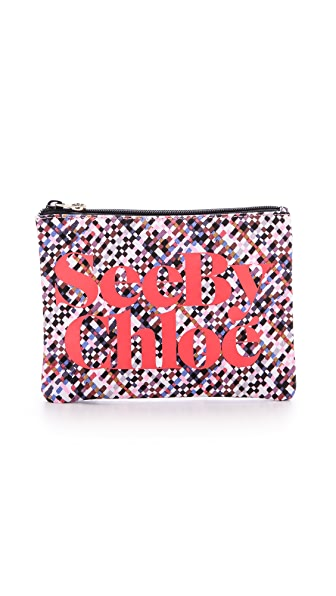 See by Chloe Zip Pouch