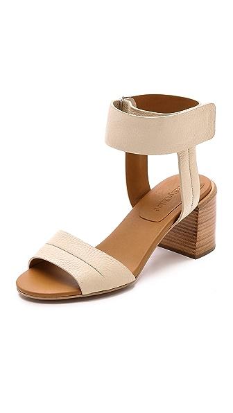 see by chloe ankle strap sandals shopbop. Black Bedroom Furniture Sets. Home Design Ideas