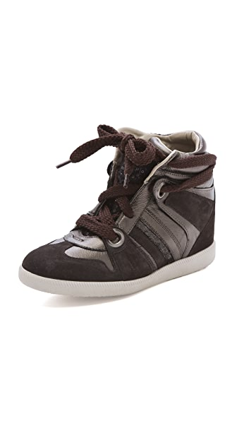 Serafini Manhattan So Chic Wedge Sneakers