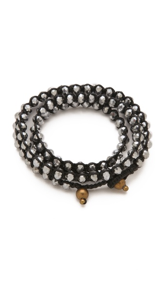 serefina Triple Wrist Candy Bracelet