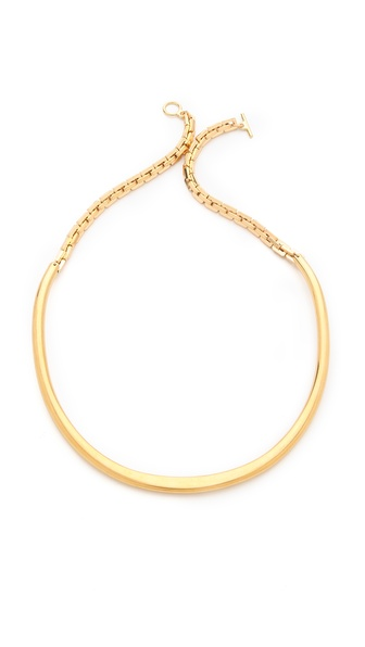 serefina Torque Archetype Chain Necklace