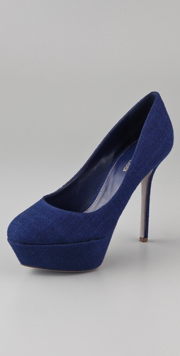 Sergio Rossi Platform Pumps