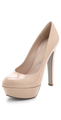 Shop Sergio Rossi Patent Leather Pumps and Sergio Rossi online - Footwear,Womens,Footwear,Pumps_(Heels), online Store