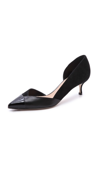 Sergio Rossi Blow Up Basic Heels
