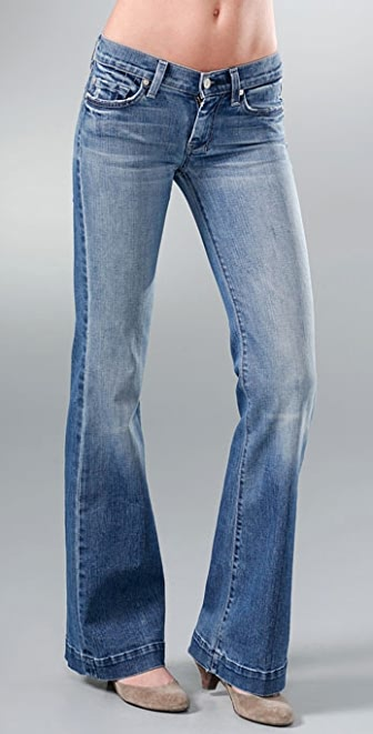 7 For All Mankind Dojo Jean Stretch