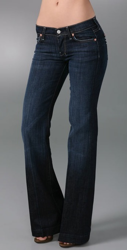 7 For All Mankind Dojo Stretch Jean