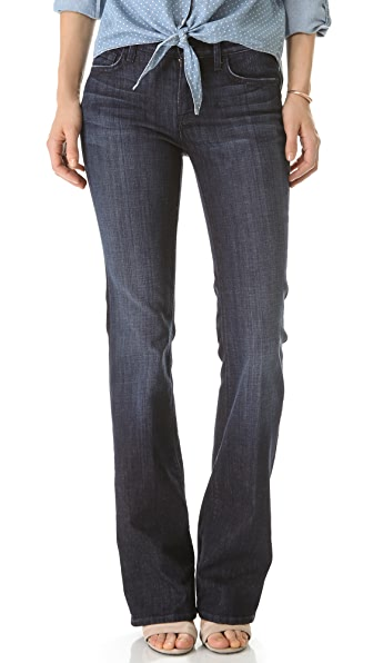 7 For All Mankind Mid Rise Bootcut Jeans