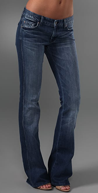 7 For All Mankind A Pocket Fit Flare Jeans