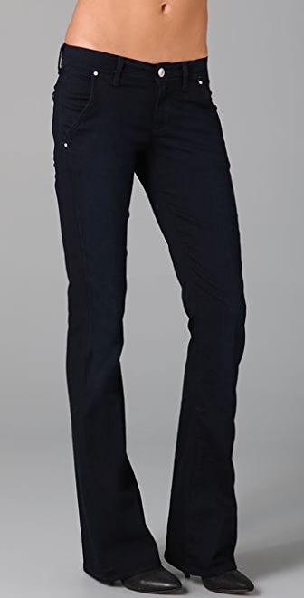 7 For All Mankind Kaylie Boot Cut Jeans