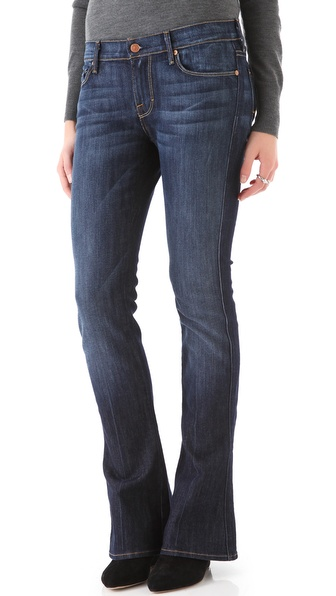 7 For All Mankind Kaylie Stretch Jeans