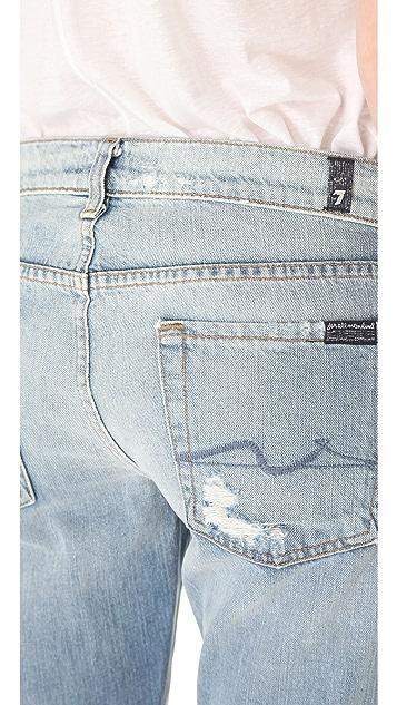 7 For All Mankind Josefina 牛仔裤