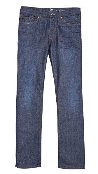 7 For All Mankind Slimmy Grey Cast Jeans