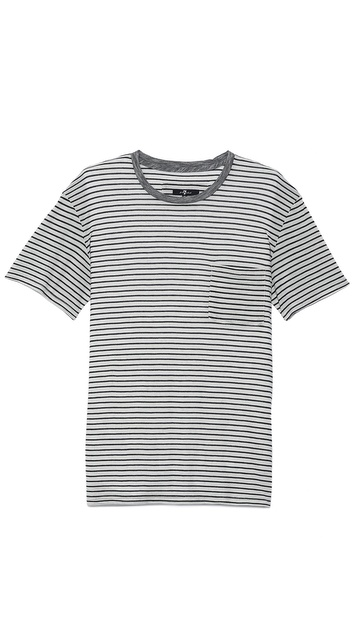 7 For All Mankind Mariner Pocket T-Shirt
