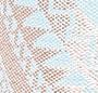 Rose Gold/Blue Diamond Tweed