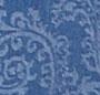 Moroccan Blue Jacquard