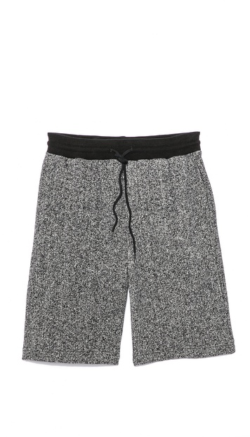 Shades of Grey by Micah Cohen Sweatshorts