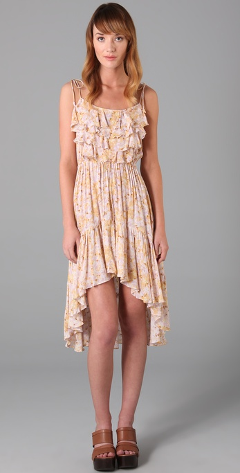 Shakuhachi Day Tripper Cami Dress
