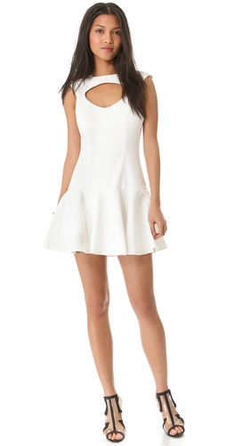 Shop Shakuhachi Little Cutout Flip Dress and Shakuhachi online - Apparel, Womens, Dresses, Day_to_Night,  online Store