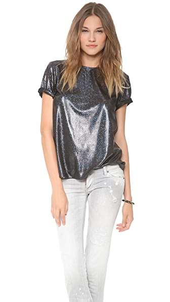 Shakuhachi Mermaid Tee Top