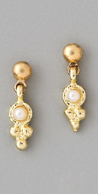 Shashi Petit Indian Danna Earrings