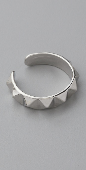 Shashi Rocker Stud Ring