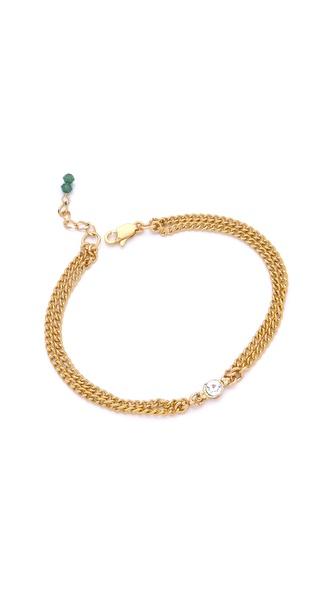 Shashi Solitaire Bracelet
