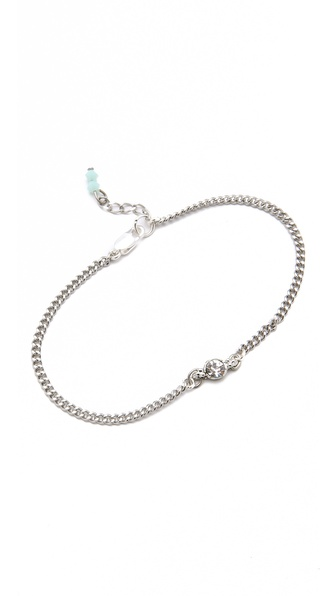Shashi Solitaire Bracelet
