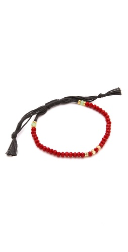 Shashi Rachel Small Gemstone Bracelet
