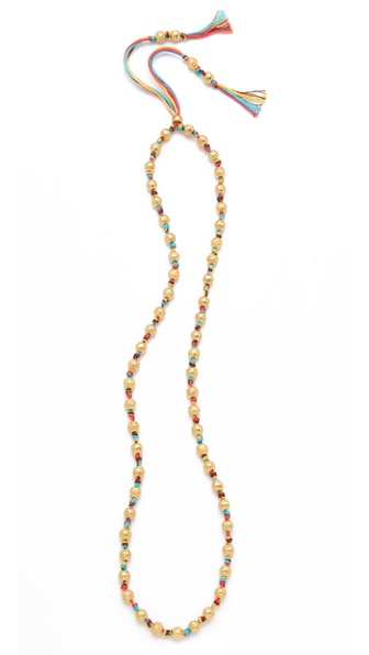 Shashi Rosanna Beaded Necklace