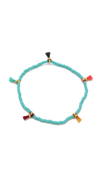 Shashi Lilu Seed Bracelet