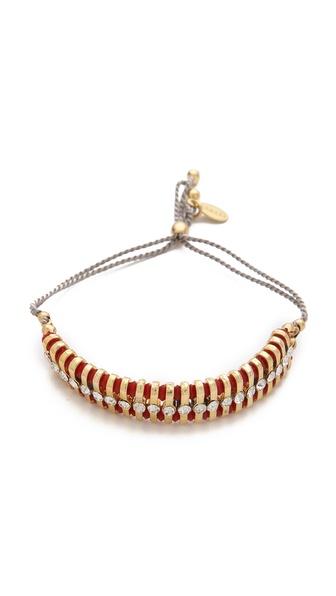 Shashi Delicate Swarovski Bracelet