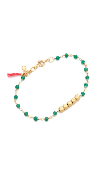Shashi Gigi Chain Bracelet