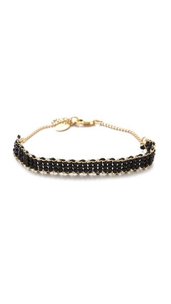 Bracelet | SHOPBOP :  shopbop black bracelet shop