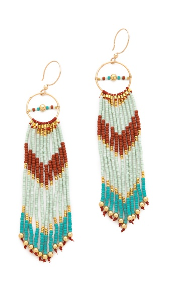 Shashi Tribal Earrings
